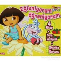 Kaşif Dora - Eğleniyorum Öğreniyorum Seti-Kolektif