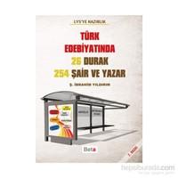 Türk Edebiyatında 26 Durak 254 Şair Ve Yazar