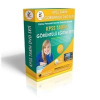KPSS Tarih Görüntülü Eğitim Seti 25 DVD + Rehberlik Kitabı YENİ