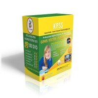 KPSS Genel Kültür Genel Yetenek Eğitim Seti 100 DVD + Rehberlik Kitabı