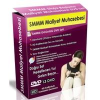 Smmm Maliyet Muhasebesi Görüntülü Dvd Seti (13 Dvd)