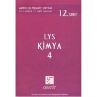 Karekök LYS Kimya-4 (12. Sınıf) - Ahmet Nacar