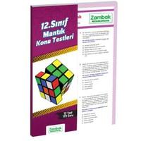 Zambak Yayınları 12. Sınıf Mantık Konu Testi