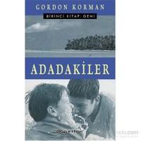 Adadakiler - Gemi-Gordon Korman