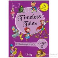 Stage 2: Timeless Tales 8 Kitap Set-Kolektif