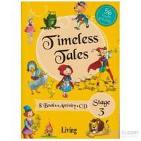 Stage 3: Timeless Tales 8 Kitap Set-Kolektif