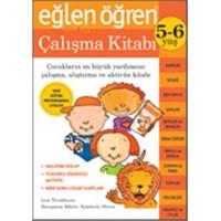 Eğlen Öğren Çalışma Kitabı (5-6 Yaş)