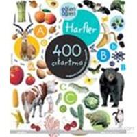 Eğlen Öğren Harfler 400 Çıkartma-Kolektif