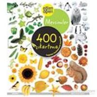 Eğlen Öğren Mevsimler 400 Çıkartma-Kolektif