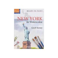 Newyork In Watercolour