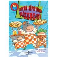 İlk Okuma Kitaplarım - Bayan Hipo'nun Pizzacısı - Vivian French