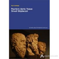 Pratikte Antik Yunan Siyasi Düşüncesi