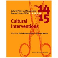 Cultural Policy And Management Yearbook 2014-2015-Kolektif