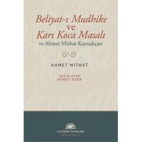 Beliyat-ı Mudhike ve Karı Koca Masalı - Ahmet Mithat