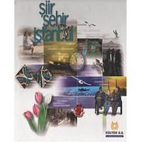 Şiir Şehir İstanbul (Ciltli)