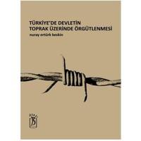 Türkiye'de Devletin Toprak Üzerinde Örgütlenmesi