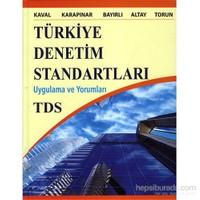Türkiye Denetim Standartları Uygulama Ve Yorumları-Salih Torun