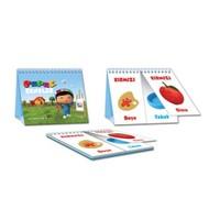 Pepee Resim Eşleştirme Kitabı Renkler