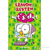 Sizinkiler Cep Kitapları-Limon and Zeytin Let's Chat
