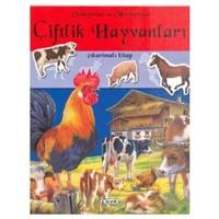 Çiftlik Hayvanları (çıkartmalı Kitap)