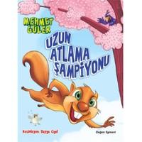 Uzun Atlama Şampiyonu-Mehmet Güler