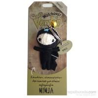 Voodoo Ninja Anahtarlık