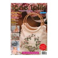 Tuva Yayıncılık İğne İplik 1. Sayı Nakış Dergisi