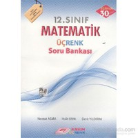 Esen 12. Sınıf Matematik Üçrenk Soru Bankası