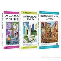 Türkiye Butik Oteller ve Gezi Rehberi Seti (3 Kitap)