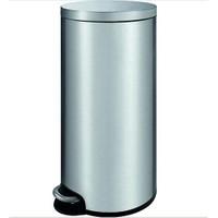 Primanova Paslanmaz Çelik Softclose Pedallı Çöp Kovası 20 Lt D-15326