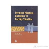 Sermaye Piyasası Analizleri Ve Portföy Yönetimi