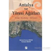 Antalya Ve Yöresi Ağızları
