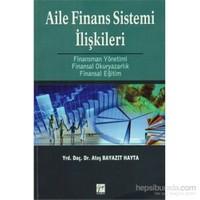 Aile Finans Sistemi İlişkileri-Ateş Bayazıt Hayta
