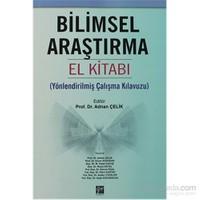 Bilimsel Araştırma El kitabı - Yönlendirilmiş Çalışma Kılavuzu
