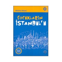 Çocukların İstanbul'U (İstanbul Haritası Hediyeli)-Haldun Hürel