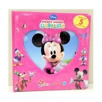 Mickey Mouse Clubhouse İlk Yapboz Kitabım-Kolektif