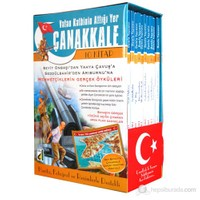 Vatan Kalbinin Attığı Yer Çanakkale (10 Kitap) - Sara Gürbüz Özeren
