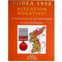 Korea 1952 - Situation Negative