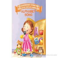 Eğlendirerek Öğreten Çocuk Şarkıları - Alphabet Song (Sesli Kitap)-Kolektif