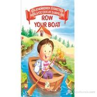 Eğlendirerek Öğreten Çocuk Şarkıları - Row Your Boat (Sesli Kitap)