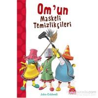 Om'un Maskeli Temizlikçileri