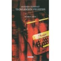 Modern Edebiyat Teorilerinin Felsefesi