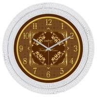 Cadran Luxury Dekoratif Çatlak Desen Duvar Saati-36