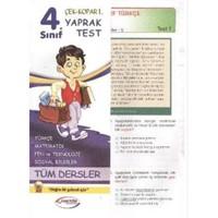 Faktör 4. Sınıf Tüm Dersler Yaprak Test