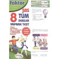 Faktör 8. Sınıf Tüm Dersler Yaprak Test-Kolektif