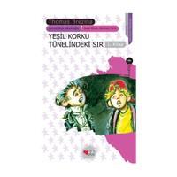 Yeşil Korku Tünelindeki Sır Sevimli Canavarlar 1. Kitap 9-12 Yaş-Thomas Brezina