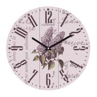 Clockmaker By Cadran 30X30 Mdf Duvar Saati Cmm191