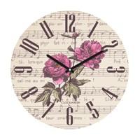 Clockmaker By Cadran 30X30 Mdf Duvar Saati Cmm193