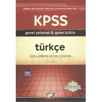 Fdd KPSS Genel Yetenek-Genel Kültür Türkçe K.A.