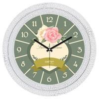 Cadran Luxury Dekoratif Çatlak Desen Duvar Saati-45